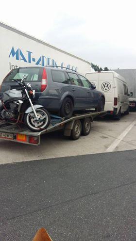 transport romania germania